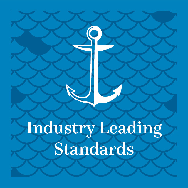 Industry Leading Standards