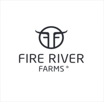 Fire River Farms Logo