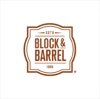Block & Barrel Logo